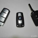 Ключи для VW BMW Skoda