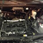 установка эмулятора исправного катализатора Ford Maverick