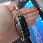Ключ для Sportage3 в стиле Bentley
