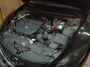 Mazda6 чиптюнинг